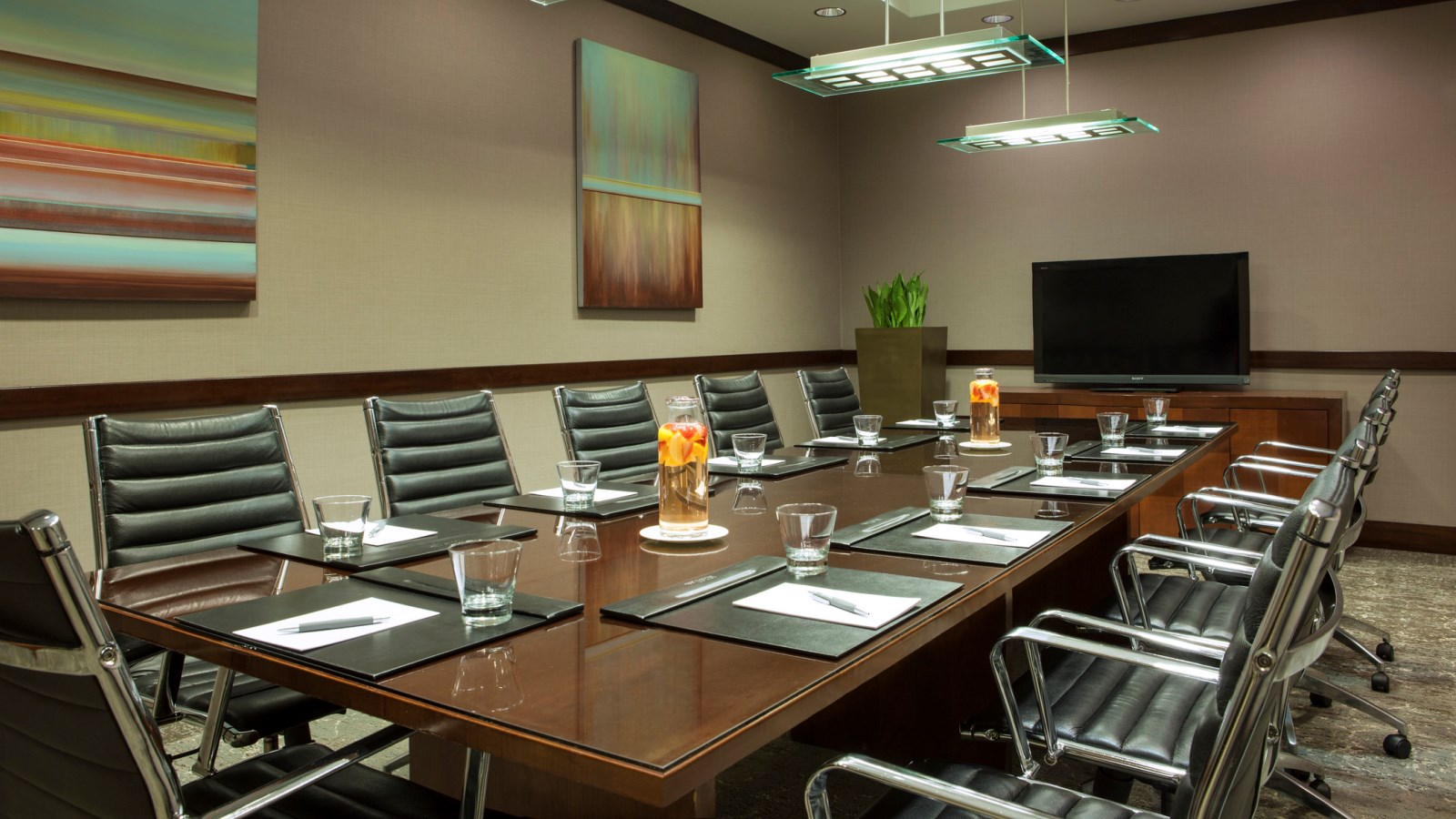The Westin Richmond - Richmond Boardroom