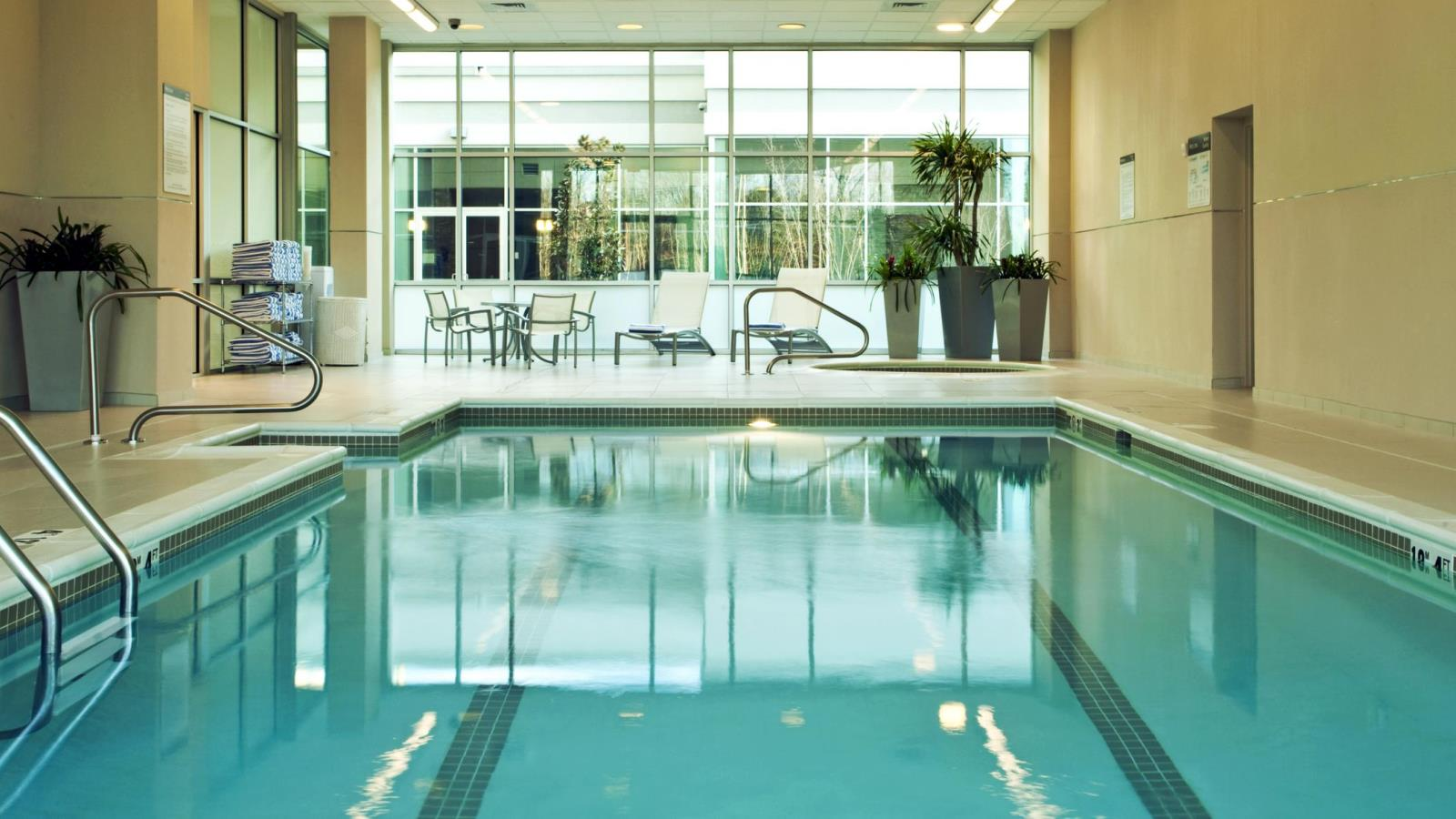 WestinWORKOUT® Fitness Studio and Pool at The Westin Richmond