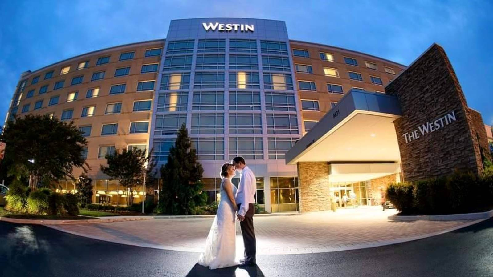 The Westin Richmond - Wedding Venue